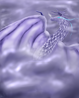 From the Clouds it came by DireDragoness
