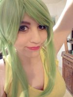 Gumi wig and me (?) c: by x-NewMoon-x