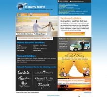 La Palma Travel Website 2 by Cameron-Schuyler
