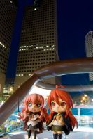 Shana and Louise by Kodomut