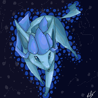 Glaceon by desertrosegaara546