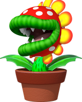 Potted Petey Plant by BowserKoopa99