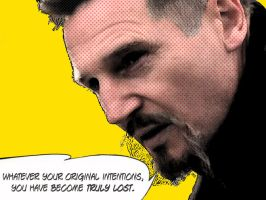 Ra's al Ghul: You Have Become Truly Lost by chrisdee