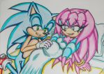 Sonic X Sky- Daddy's Here by Sky-The-Echidna