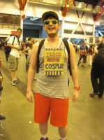 LFCC July 2013 - Tesco Value cosplay by LuciaDuvant
