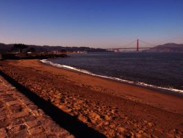 Golden Gate Bridge 11 by abelamario