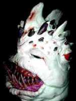 Piranha Beast (animatronic) by JupiterSequence