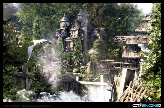 Crysis - Game Environment - 03 by MadMaximus83