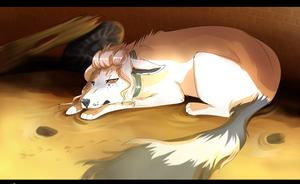 All I wanted was a nap by Rinermai