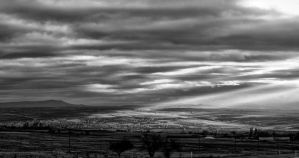 Anatolian road view 2 by TanBekdemir