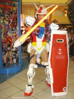 Mobile Suit Gundam Girl 4 by polidread