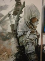 FanExpo 2012 - Connor Kenway by bloodredvamp