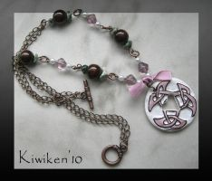 Vintage Day - Necklace by Kiwiken