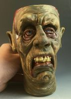 Zombie Beer Mug- FOR SALE by thebigduluth