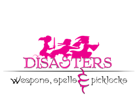 New Logo Disasters by DungeonDisasters