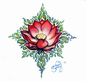 Tattoos Pictures With Free Flower Tattoos Specially Lotus Tribal Tattoo Designs Art Photo 9