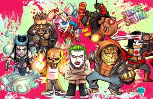 The Suicide Squad by DustinEvans