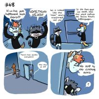 U.I.B #68: Go For The Exit by go-ccart