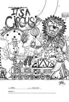 Ideation1- It's a Circus by zhoumlh
