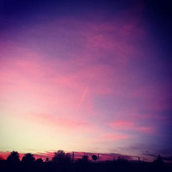 oh look its another sunset photo, wow. by aliceUKE