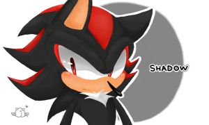 Lineless Shadow by Momocatluv