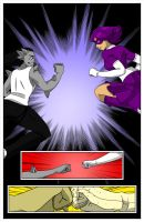 Iron Violet Issue 1 Preview: Page 24 by PhantomSkyler