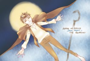 before he become Jack Frost the Guardian by koutwin