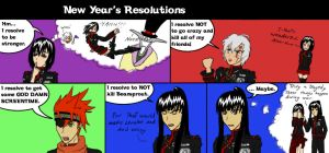 New Year's Resolutions by Allegra-the-Neko