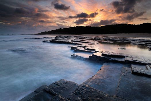The Dwesa Baths: Reprocessed by hougaard