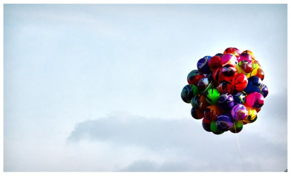 baloons by hatijee