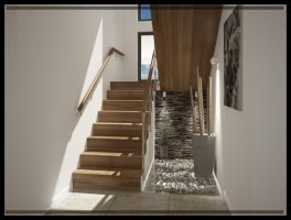 stairs by Architecture-Digital