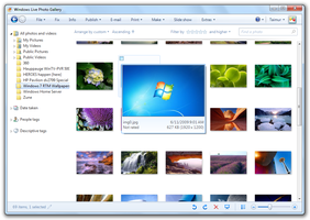 Windows 7 RTM Wallpapers Pack by taimurasad