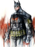 The Dark Knight - Dribbly by natty81