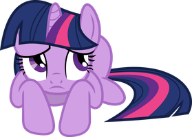 I always fear that someponys watching me by porygon2z