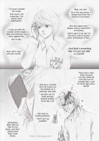 MxN doujin -Icy Flame- Page01 by eightsound