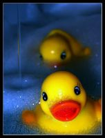 Rubber Duckie 2 by metallicpeach