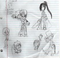 College doodles 1 by Unknown-Variable