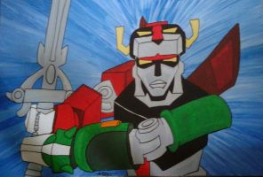 Voltron by Mike-Hates-Meathook