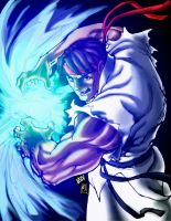 Ryu (colors) by FantasticMystery