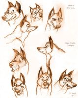 Charlie Barkin Concepts by darkmane