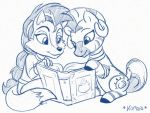 Spellbook Sharing by CommissionKomori