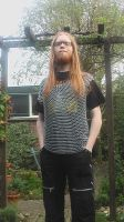 Chainmail vest by Naphula