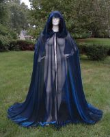 Fantasy Sheer Cloak by DesignsbyLadyFaire