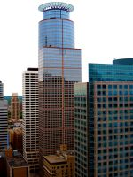 Downtown Minneapolis by RaySark