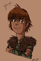 HTTYD: Hiccup by Lea007
