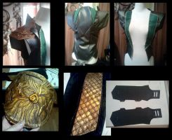 Loki Cosplay Progress 2 by Ankh-Feels