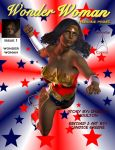 Heroine-Prime: Volume 1 Issue 1 - Wonder Woman by TrekkieGal