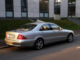 Mercedes - Benz S-class by ShadoWpictureS