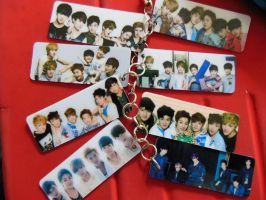 EXO-M phone charm by krismaddict