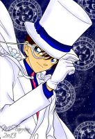 Kaitou Kid *PassionOfMy* by PassionOfMy